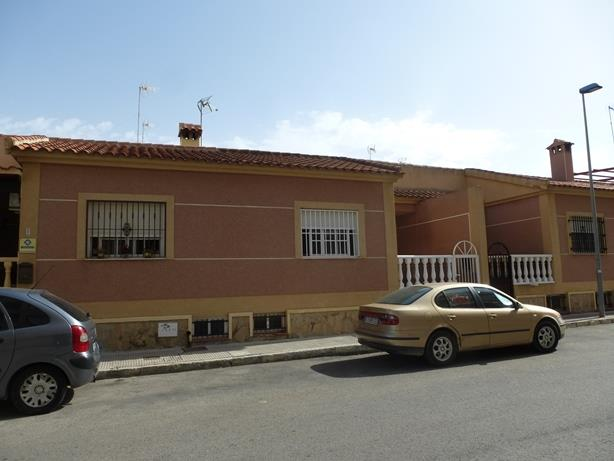 Bungalow for sale in Rojales