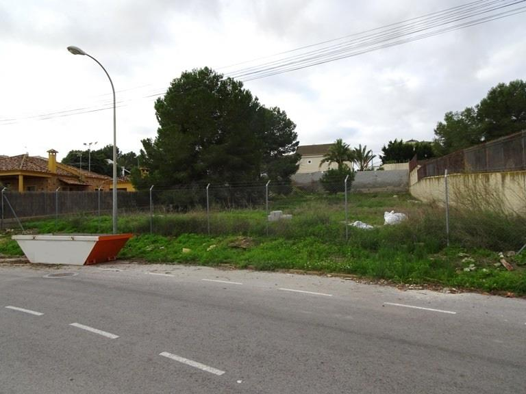 Land/Ruins for sale in Algorfa