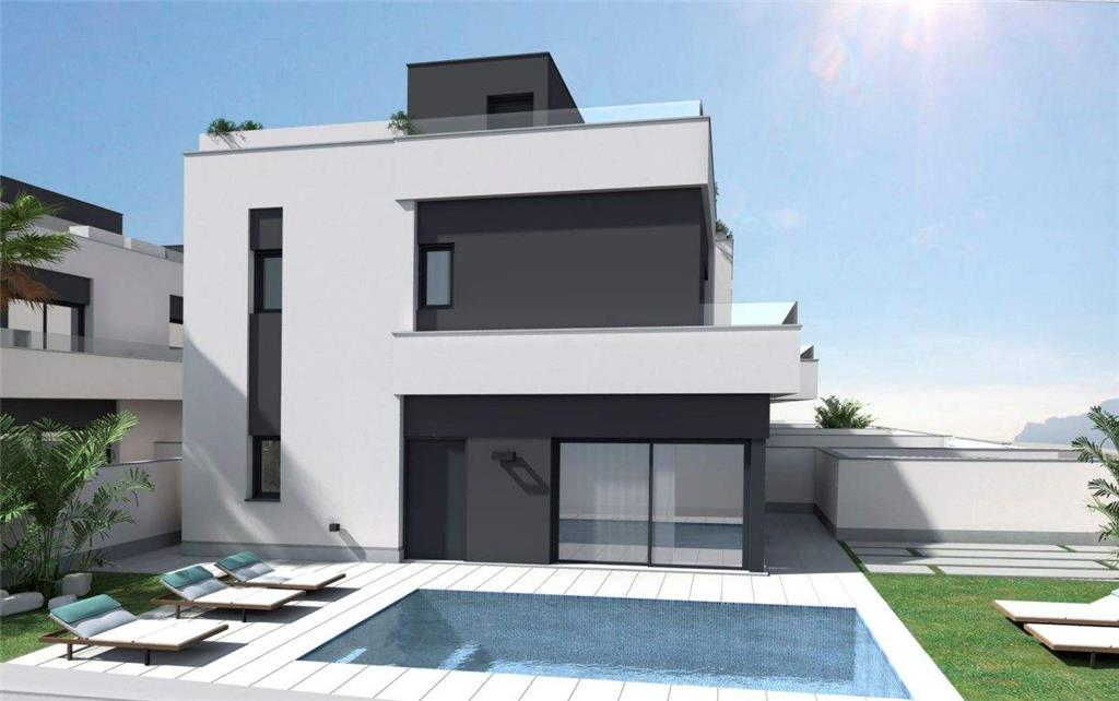 Townhouse for sale in Orihuela Costa