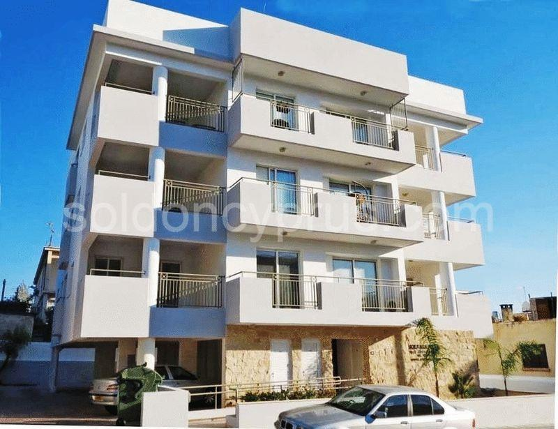 Apartment/Flat for sale in Ayglantzia