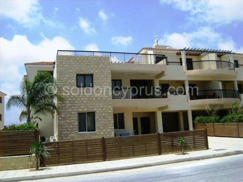 Penthouse for sale in Tersefanou