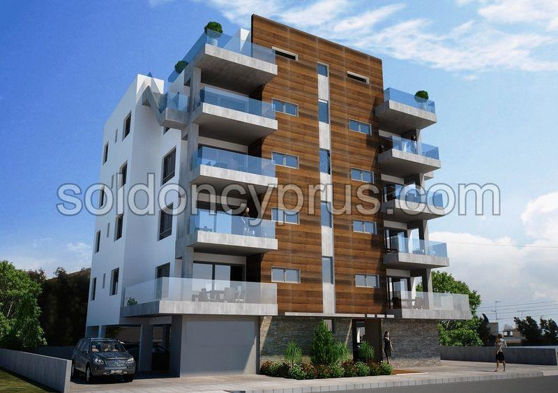Penthouse for sale in Larnaca