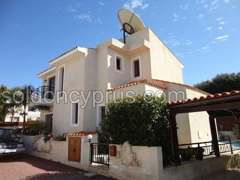 House/Villa for sale in Tremithousa