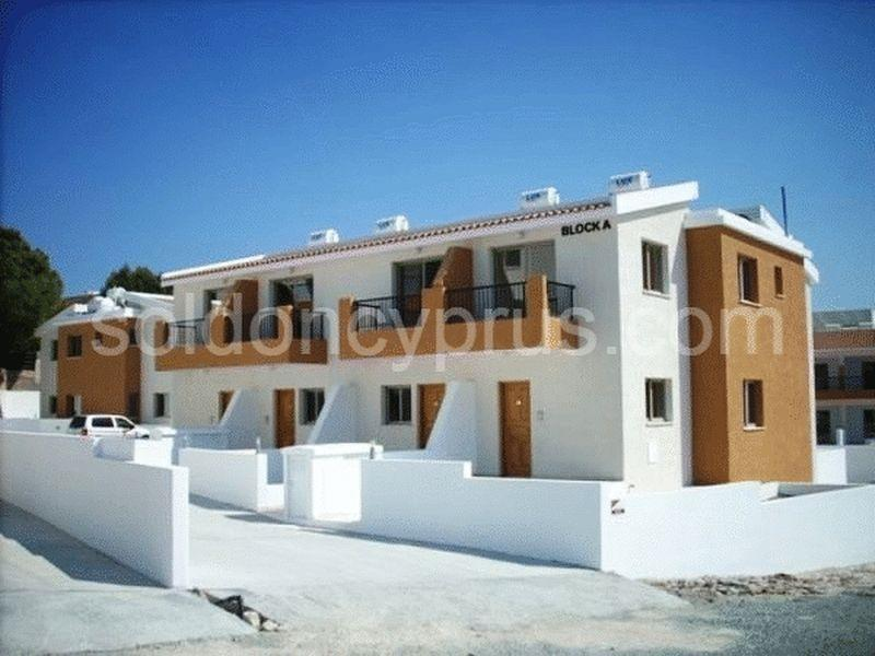 Townhouse for sale in Erimi