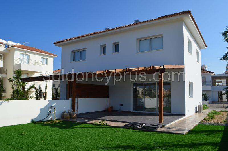 Townhouse for sale in Kapparis