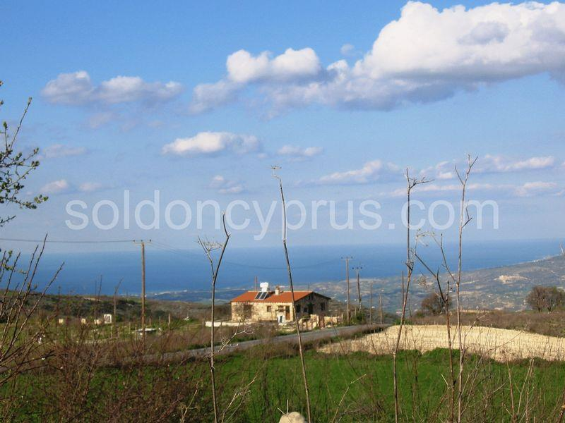 Land/Ruins for sale in Kathikas