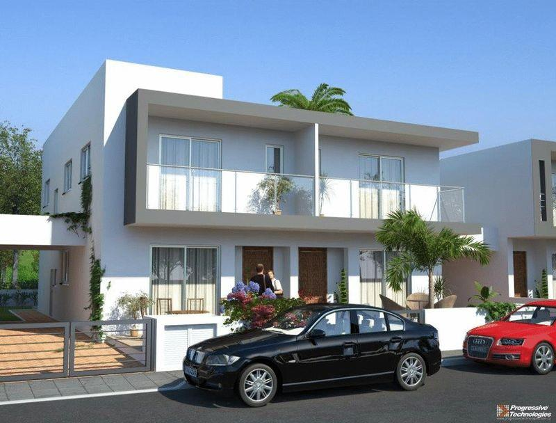 House/Villa for sale in Pervolia