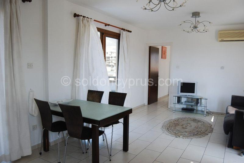 Penthouse for sale in Paphos