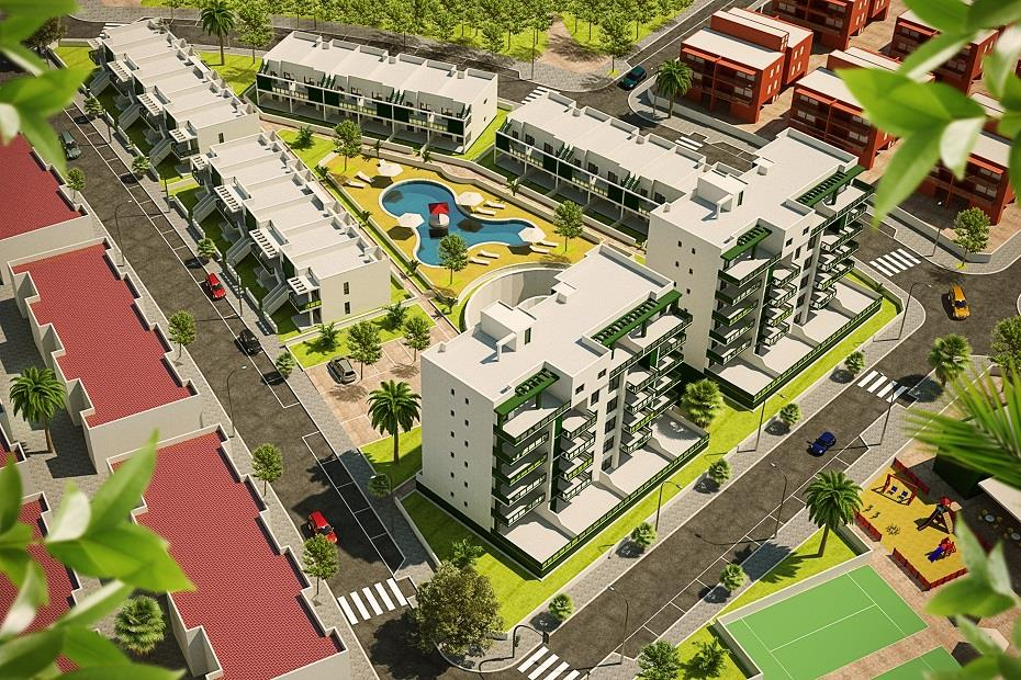 Apartment/Flat for sale in Mil Palmeras