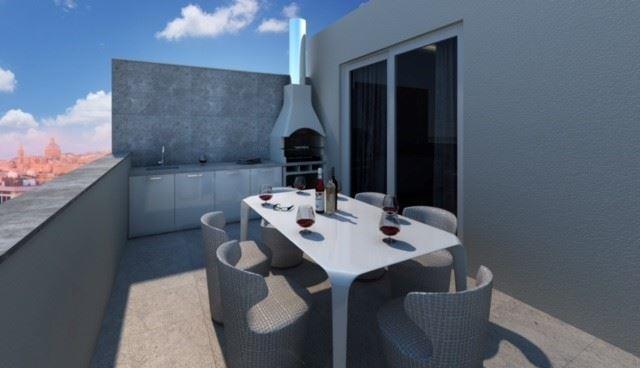 Penthouse for sale in Ta' Xbiex