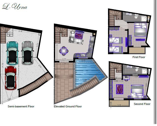 House/Villa for sale in Ghasri