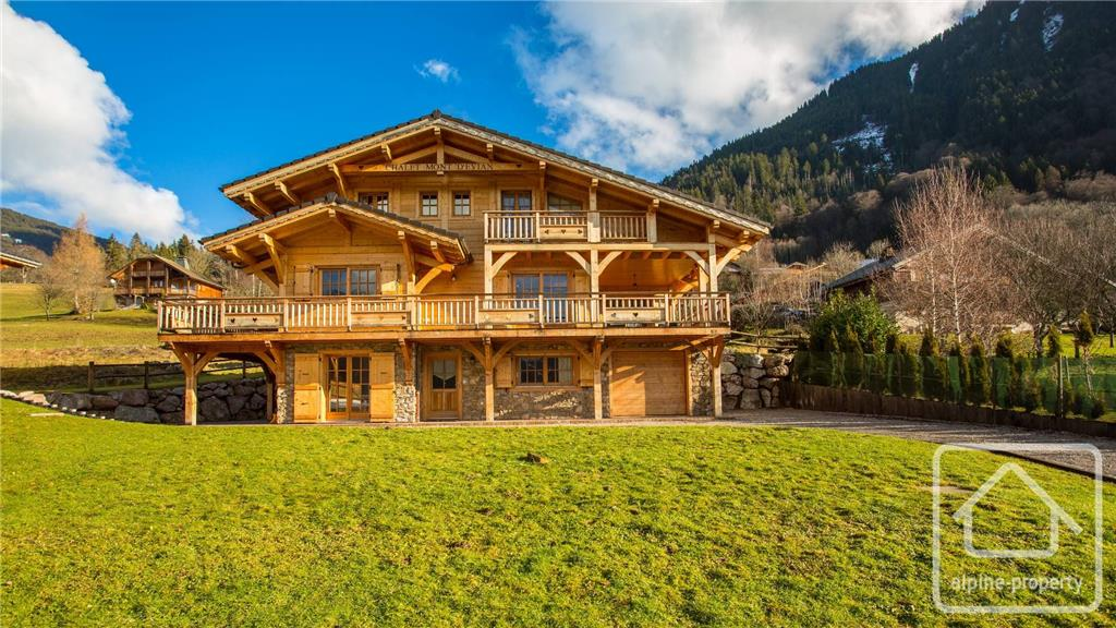 House/Villa for sale in Saint-Jean-d'Aulps