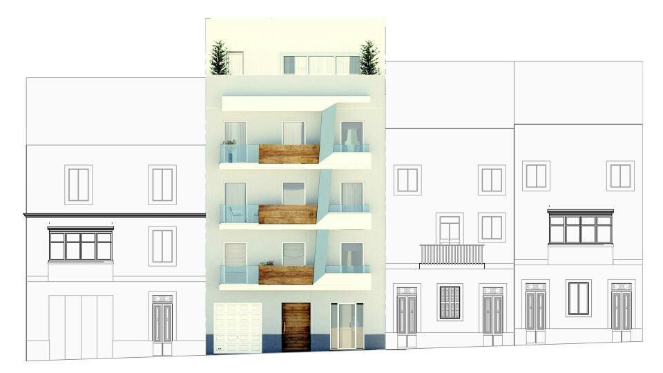 Penthouse for sale in Santa Venera