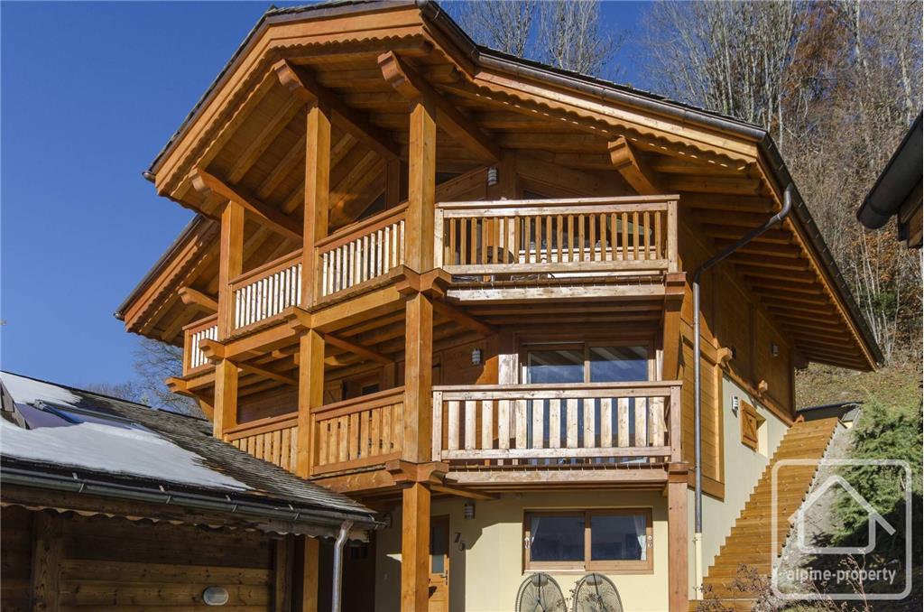House/Villa for sale in Samoens