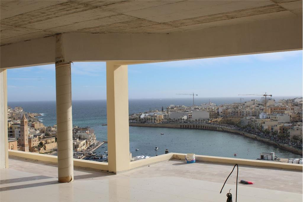 Penthouse for sale in Marsaskala