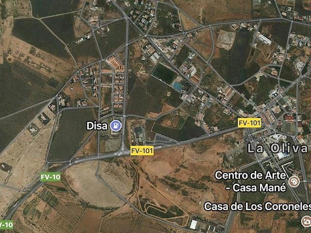 Land/Ruins for sale in La Oliva