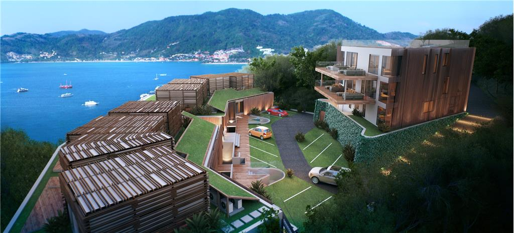 Apartment/Flat for sale in Ban Patong