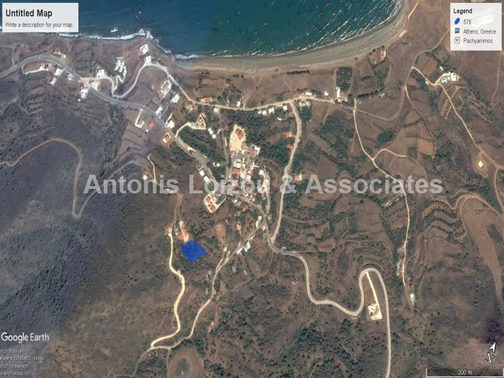 Land/Ruins for sale in Pakhyammos
