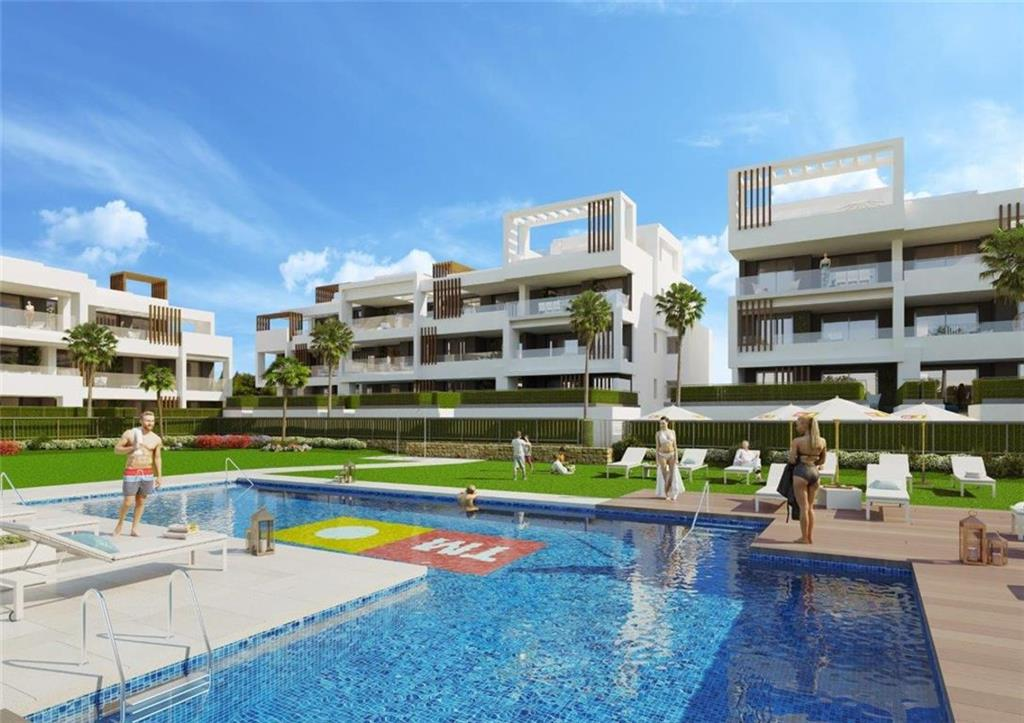 Apartment/Flat for sale in Estepona