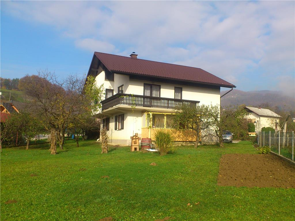 Detached for sale in Ljubljana