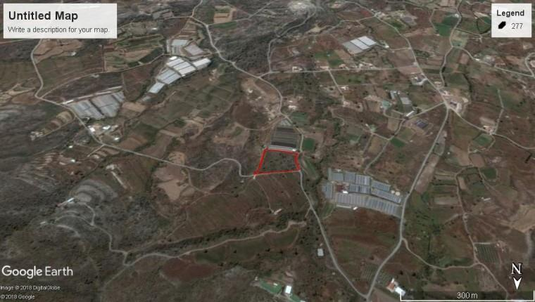 Land/Ruins for sale in Pyrgos
