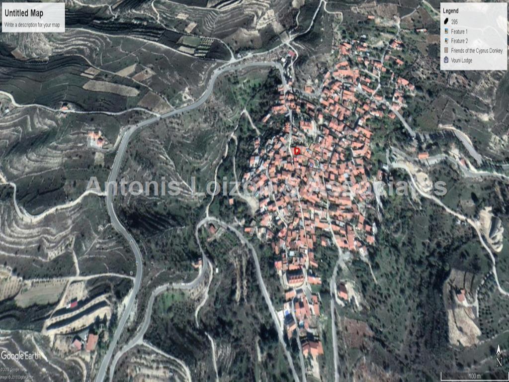 House/Villa for sale in Vouni