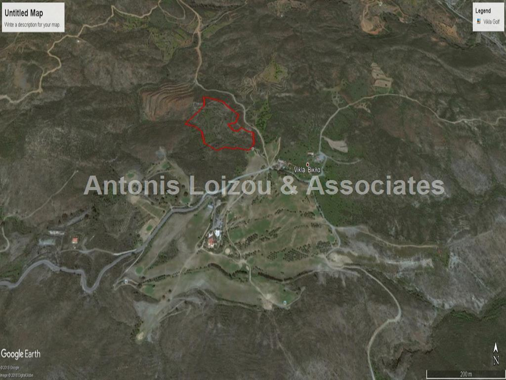 Land/Ruins for sale in Vikla