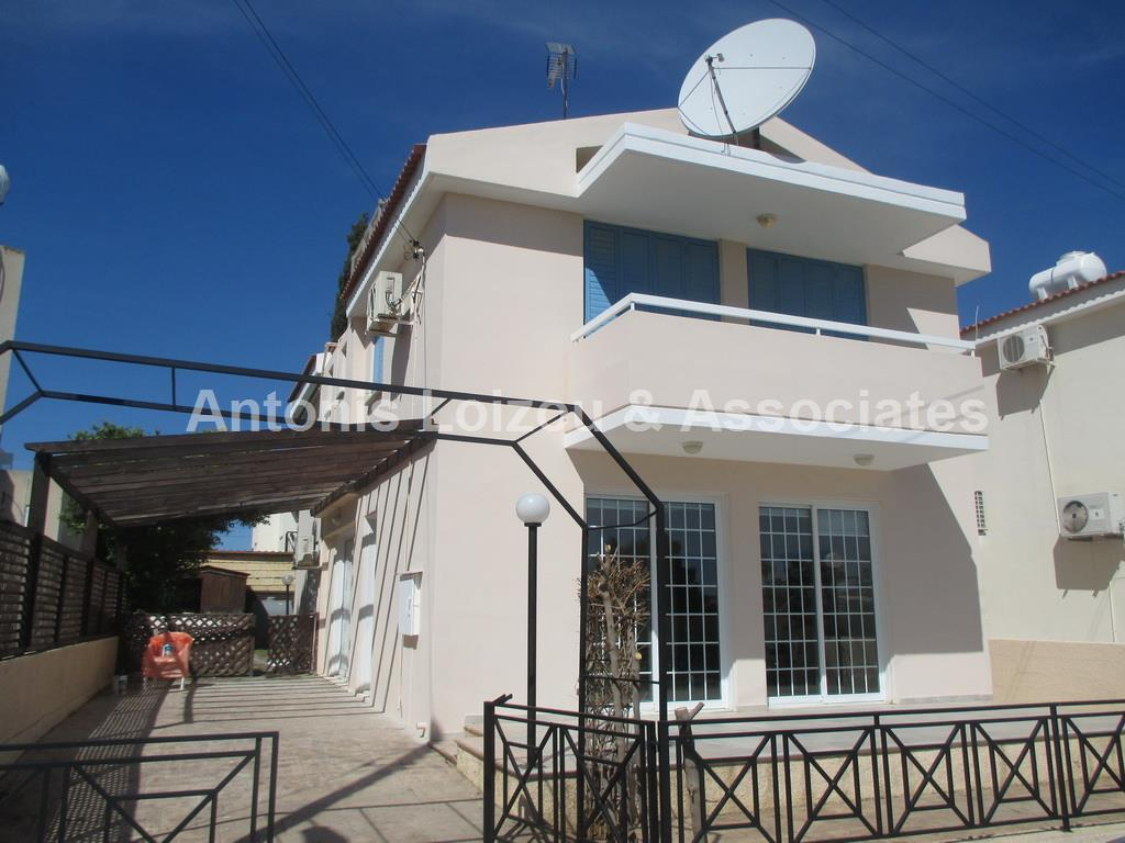 Detached for sale in Larnaca
