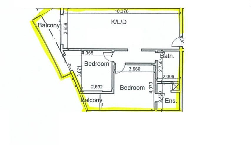 Apartment/Flat for sale in Birzebbuga