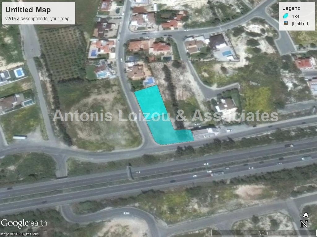 Land/Ruins for sale in Germasogeia