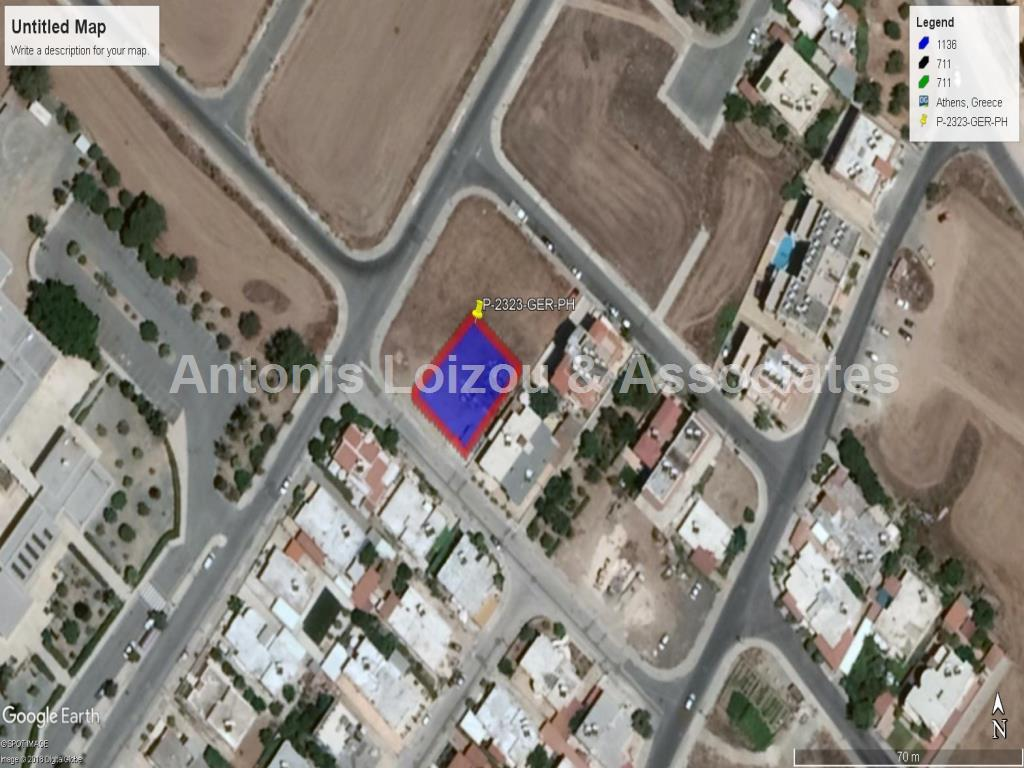 Land/Ruins for sale in Yeroskipou
