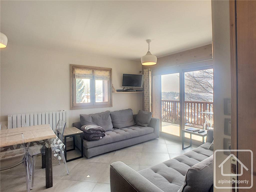 Apartment/Flat for sale in Flaine