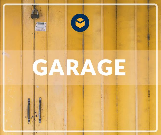 Garage for sale in Paola
