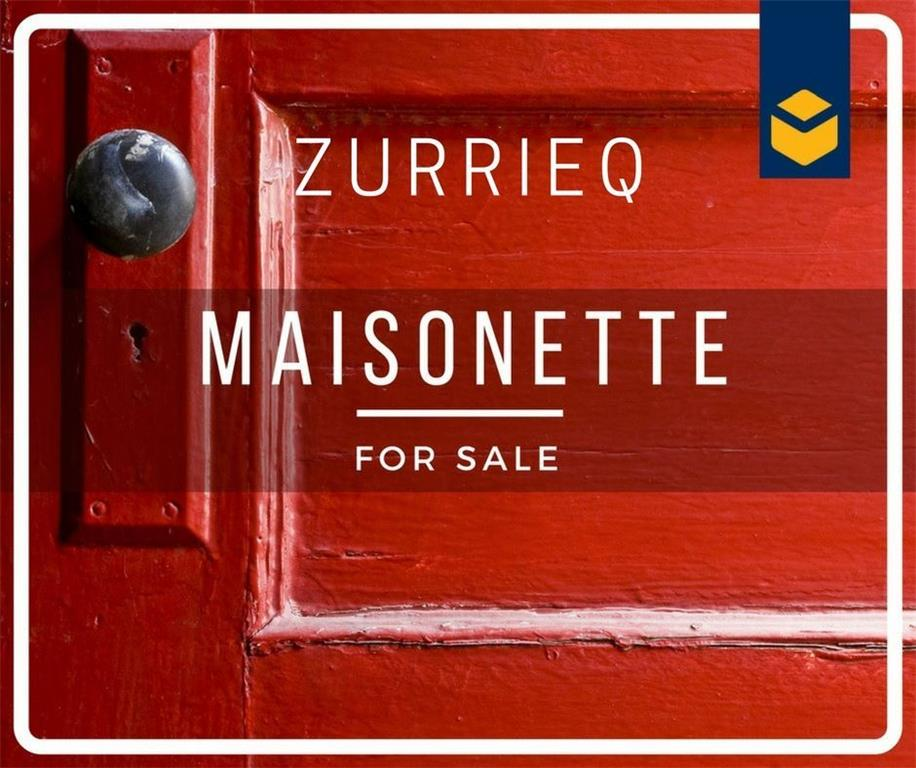 Maisonette for sale in Zurrieq