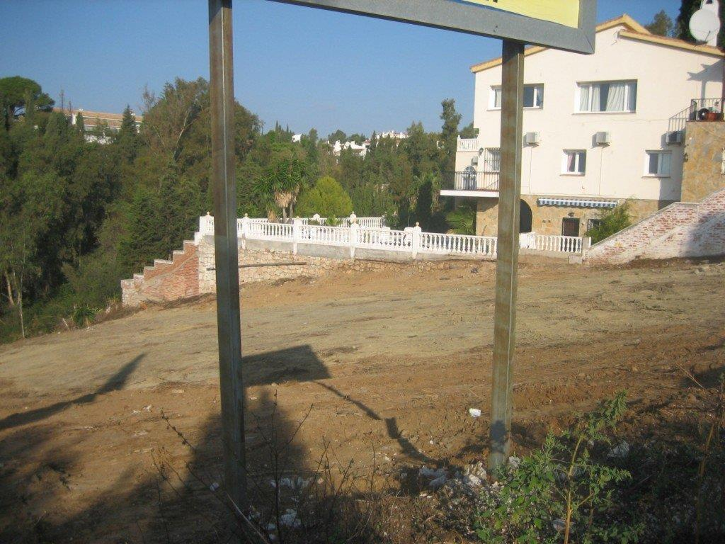 Land/Ruins for sale in Mijas