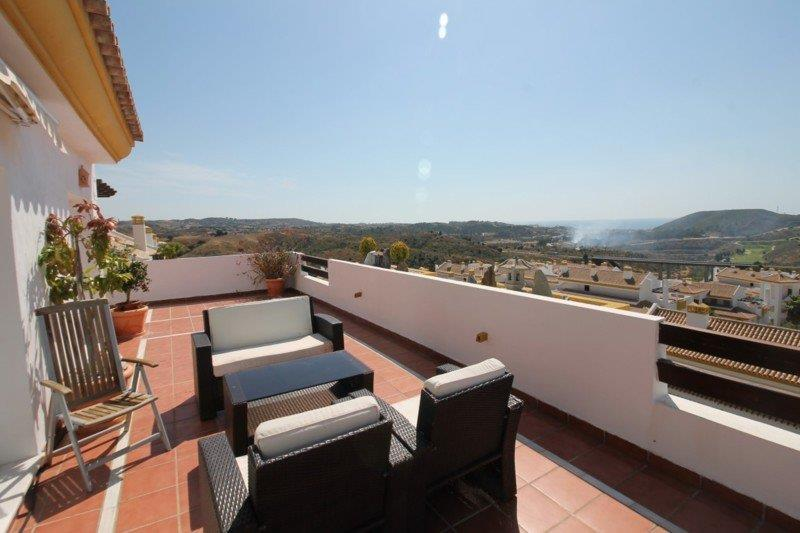 Penthouse for sale in Mijas