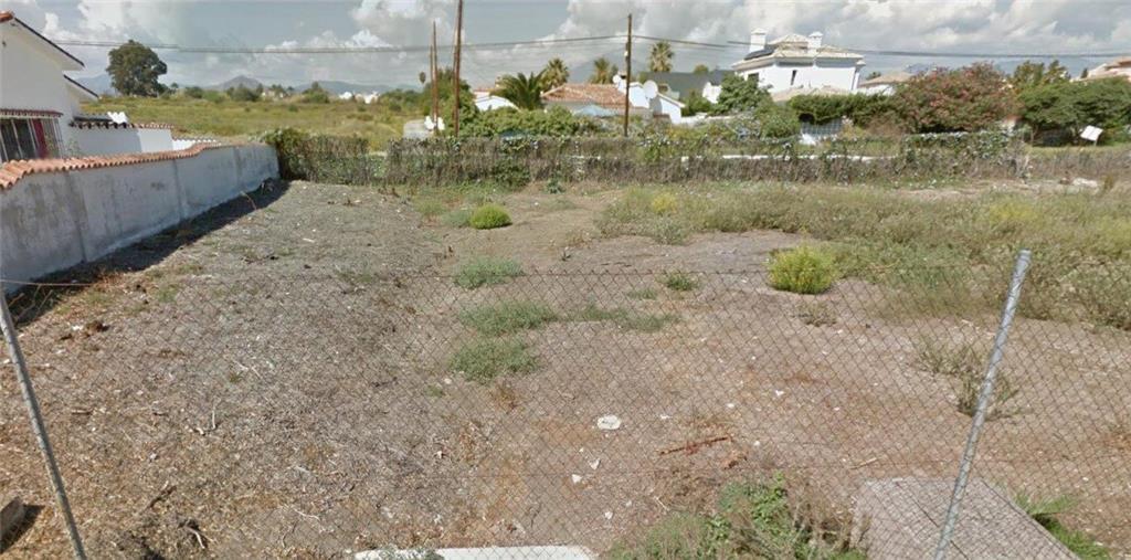 Land/Ruins for sale in San Pedro de Alcantara