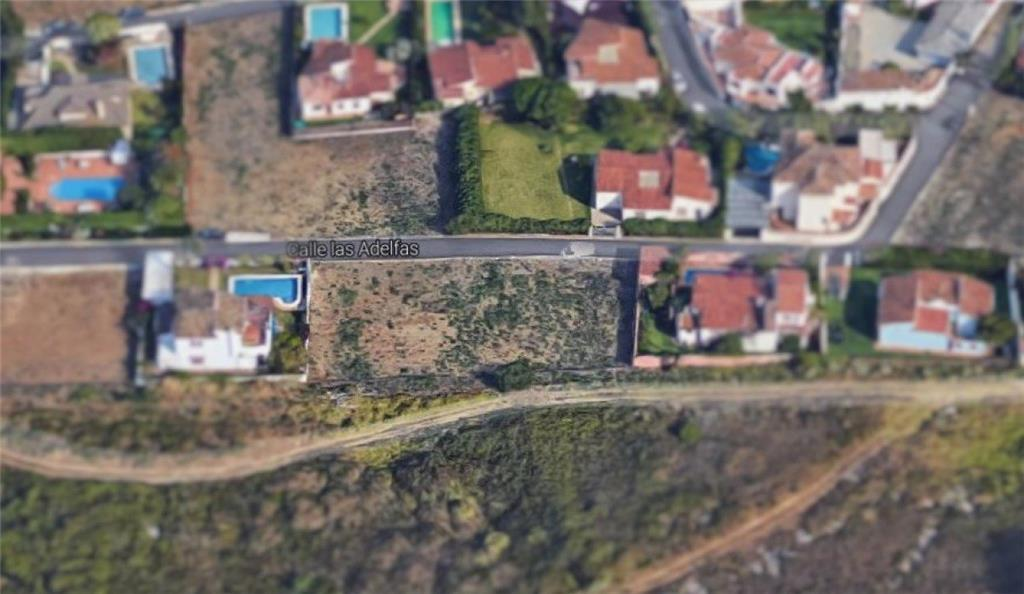 Land/Ruins for sale in San Pedro de Alcantara