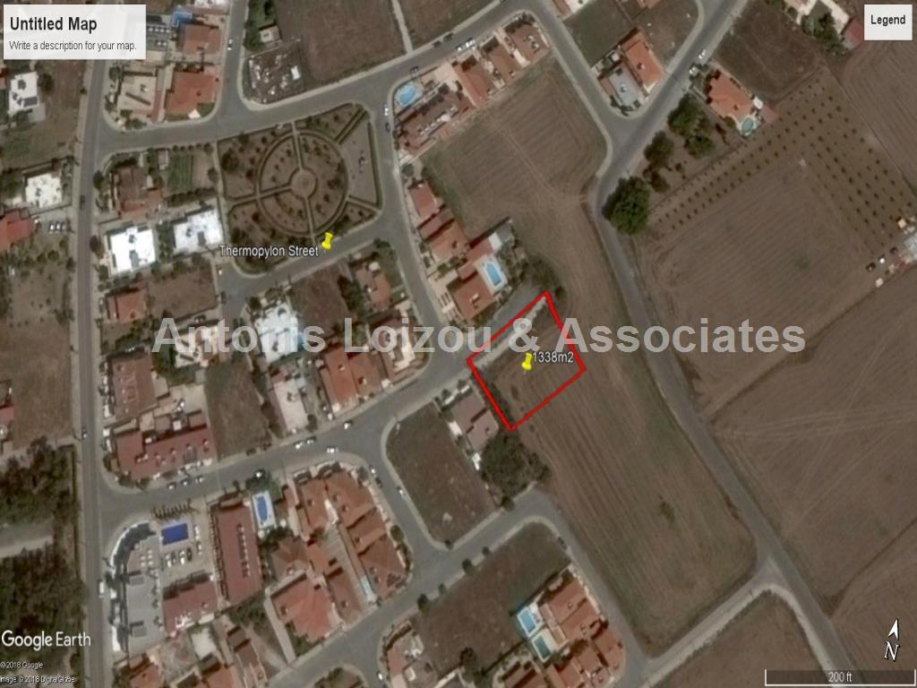Land/Ruins for sale in Kiti