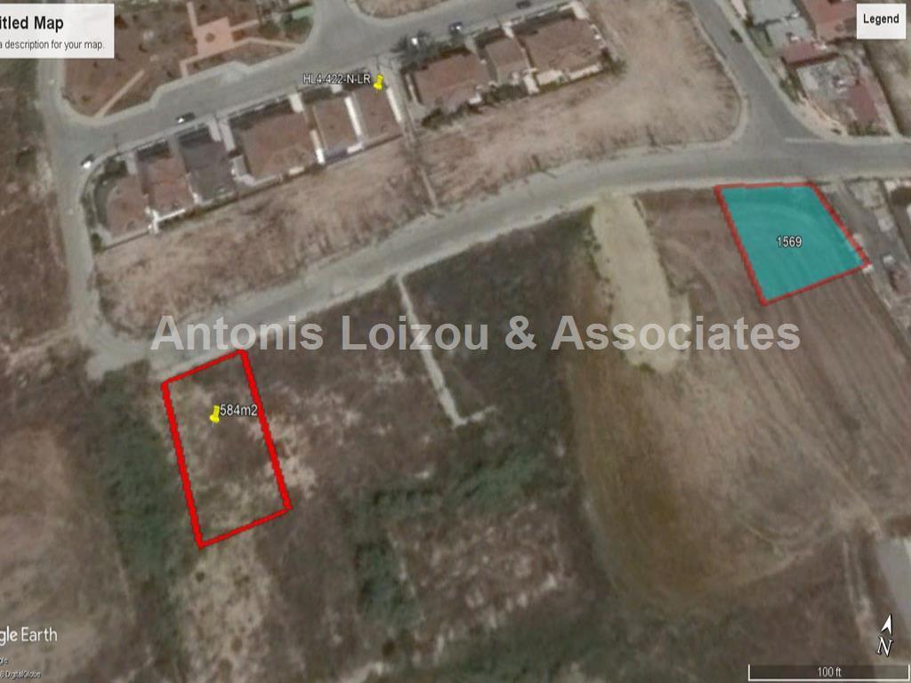 Land/Ruins for sale in Aradippou