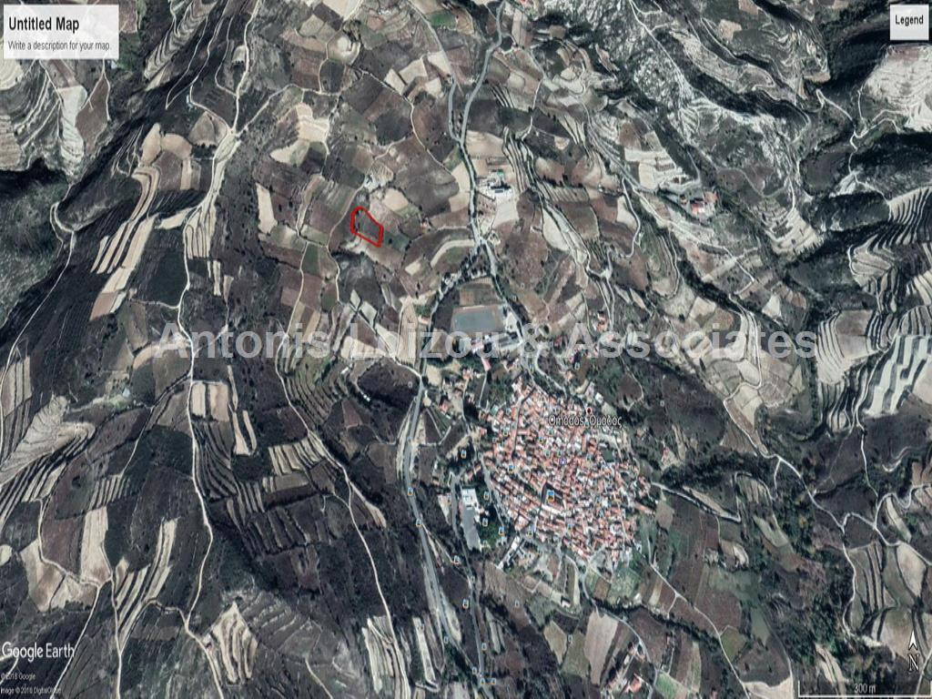 Land/Ruins for sale in Omodhos