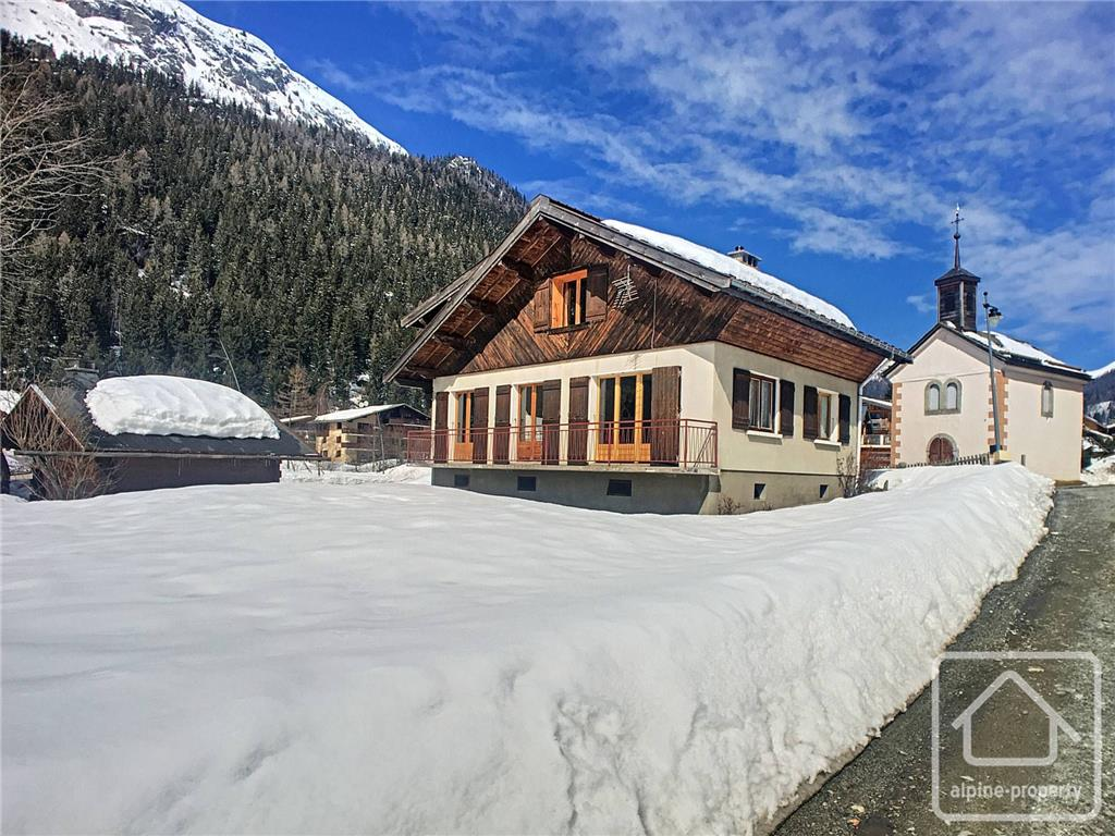 House/Villa for sale in Chamonix-Mont-Blanc