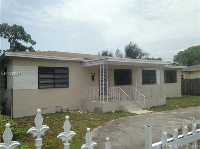 House/Villa for sale in North Miami
