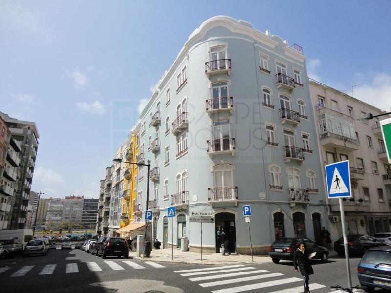Apartment/Flat for sale in Bairro de Alvalade