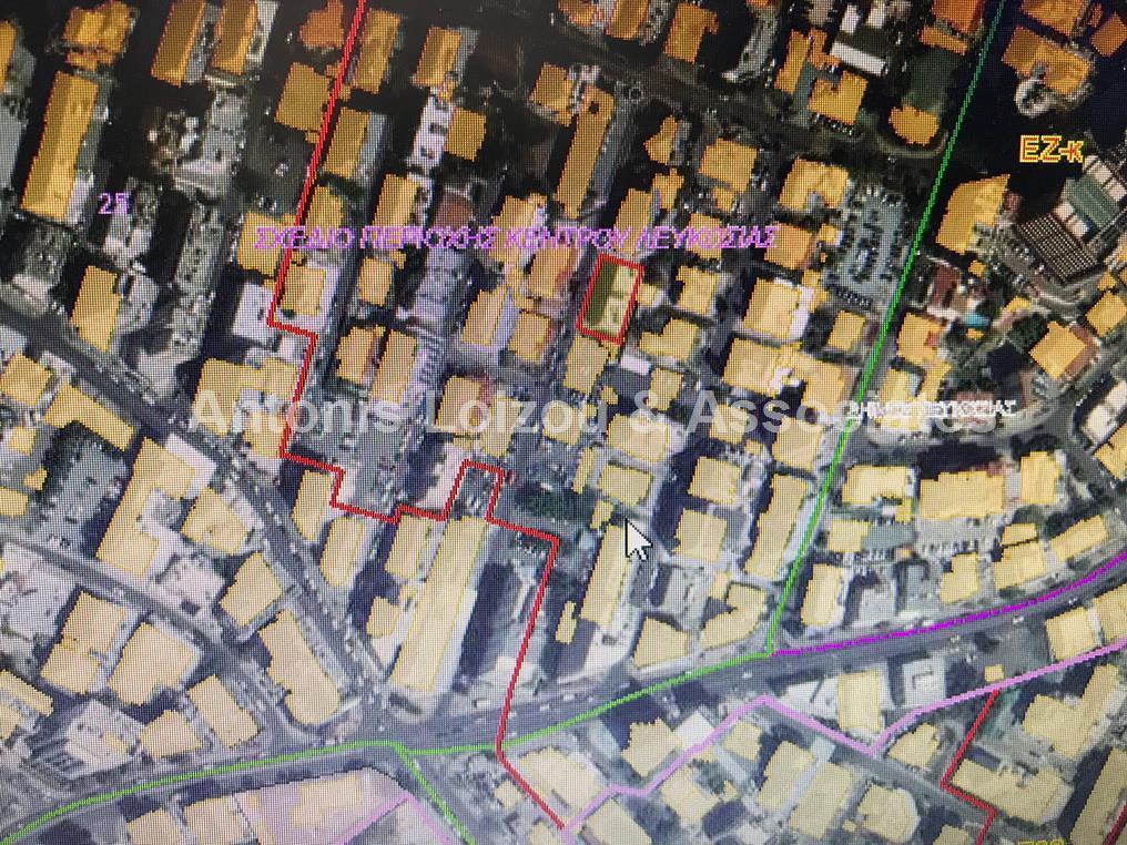 Land/Ruins for sale in Nicosia