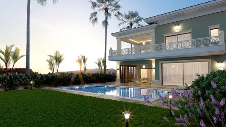 Detached for sale in Ayios Tykhonas