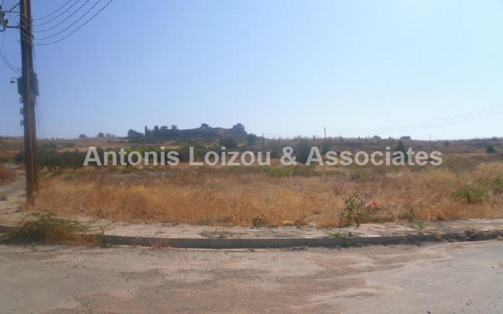 Land/Ruins for sale in Kouklia