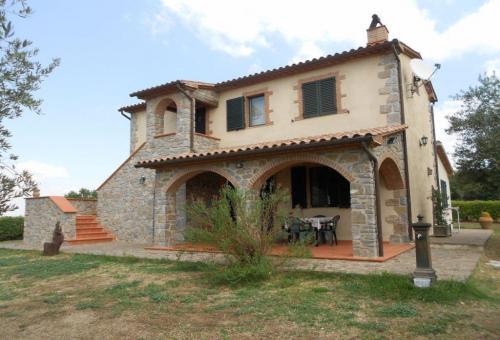 Detached for sale in Scansano