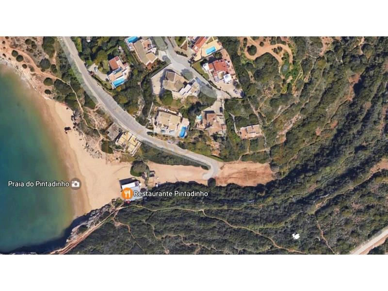 Land/Ruins for sale in Ferragudo