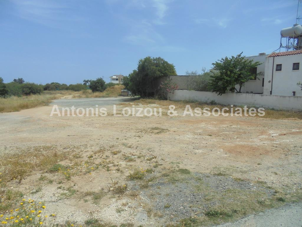 Land/Ruins for sale in Dherinia